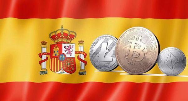 """西班牙政府拟更新税收政策立法 欲打击加密货币行业里的""""范冰冰"""""""