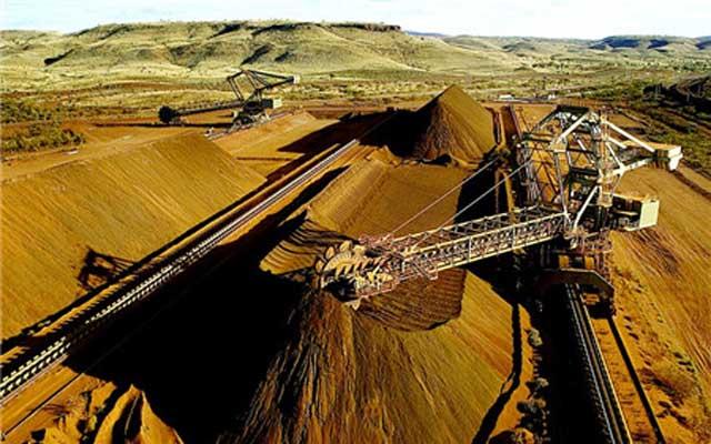 铁矿石暴涨势头减弱 价格将重回50美元/吨区间