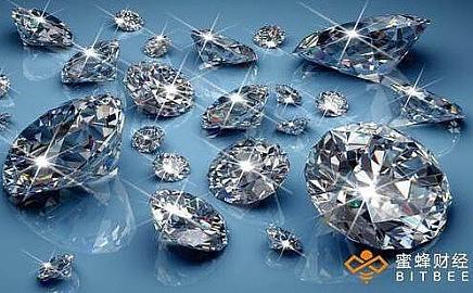 全球最大的钻石生产商阿尔罗莎加入了戴比尔斯的区块链平台试点