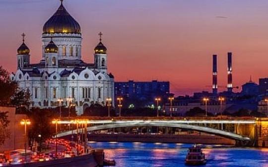 莫斯科:加密货币支付缓慢预热