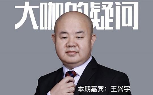 大咖的疑问|王兴宇:区块链的未来在于共识机制的创新?