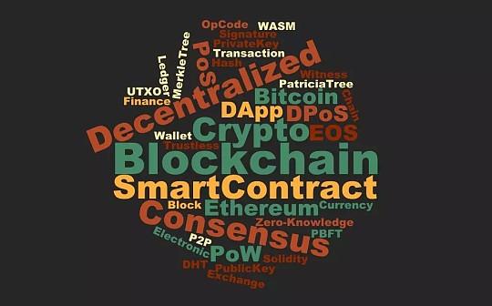 区块链的技术世界观