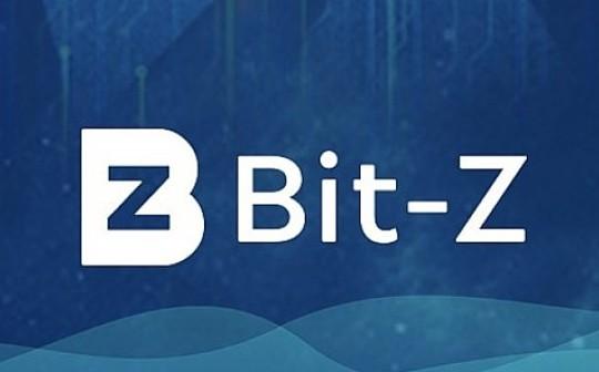 Bit-Z启动第一季度BZ回购 24小时涨幅超20%