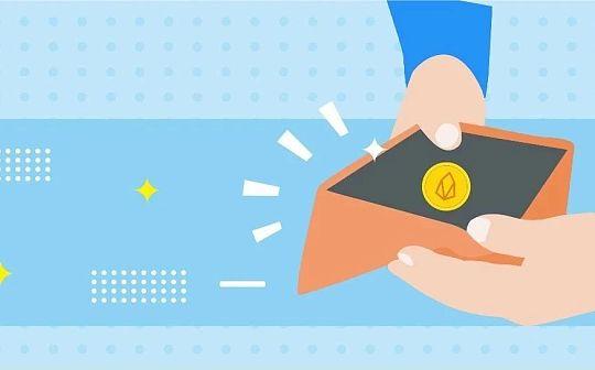 是什么让你敢于把自己的钱换成EOS的?