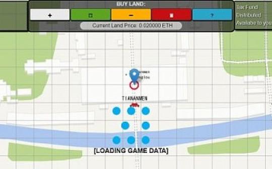 区块漫游者 | 来看一看将整个地球化为收集游戏的加密星球-PlanetCrypto