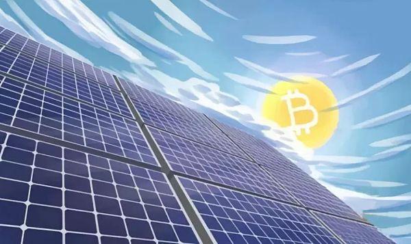 采用太阳能供电和转成PoS共识机制可减少挖矿对全球环境的影响