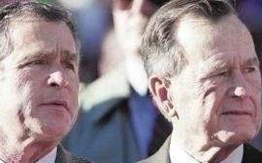 """老布什最后遗言曝光:父爱如山 司法区块链""""中华遗嘱库""""为遗嘱加上""""安全锁"""""""