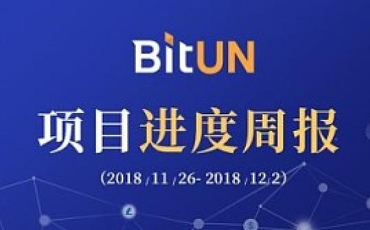 周报 | BitUN项目进展11.26-12.02