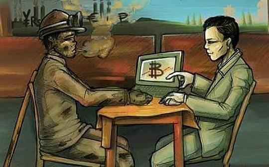 """金色一分钟:比特币遭遇严重""""矿难"""" 听听矿工怎么说"""