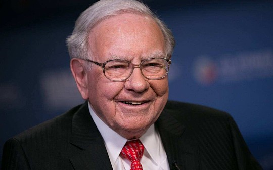 巴菲特押注2.0:资产管理公司加密货币基金将击败标准普尔500指数