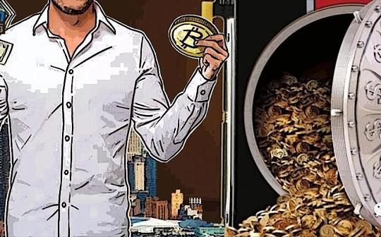 价值160亿  60万枚比特币转账异动  大鳄在囤币还是想抛售?