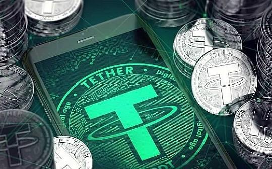 """3个月下滑20% USDT市场份额大降 多个稳定币""""备胎""""正在上位...."""