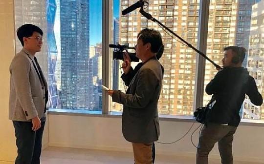 NULS首席运营官Isaac Kim受邀参加纽约 Blockchain Opportunity 峰会