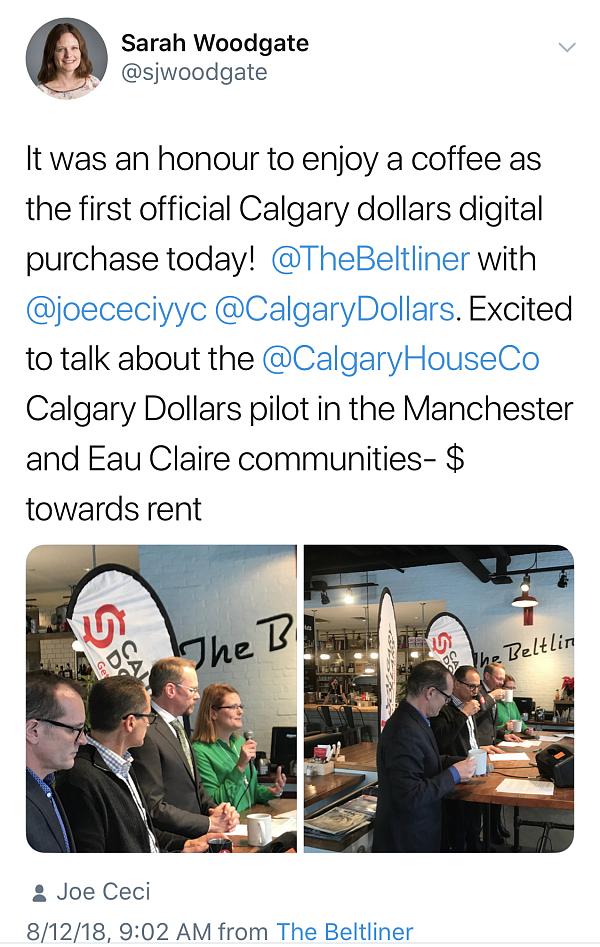 加拿大首个本地数字货币被推出 城市数字货币浪潮席卷全球?