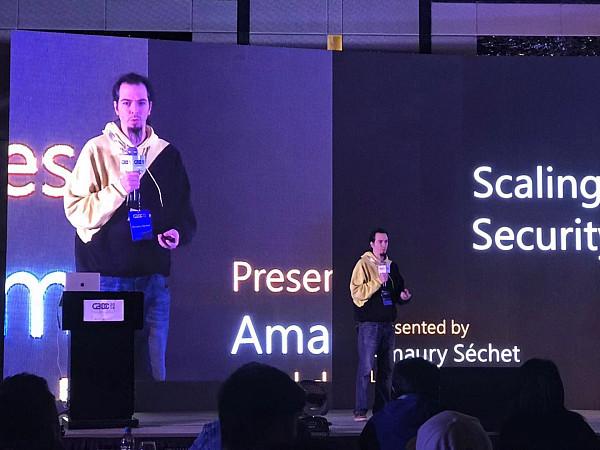 (BitcoinABC首席开发者Amaury Séchet)