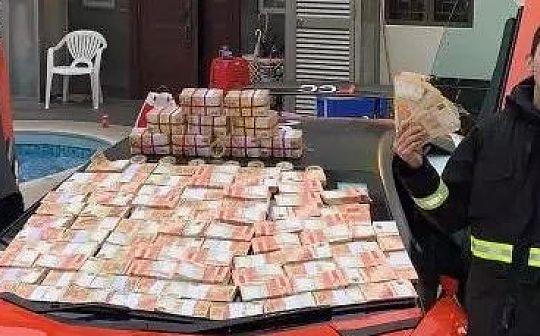 """""""币少爷""""香港街头撒钱被捕曾靠炒币割韭菜赚八位数"""