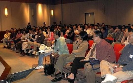 新州华人电脑协会25届年会成功举办   CyberVein成明星项目受热捧