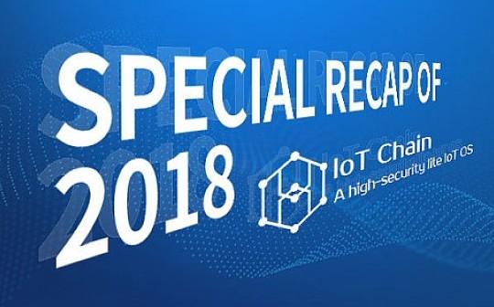 ITC万物链:2018年特别回顾