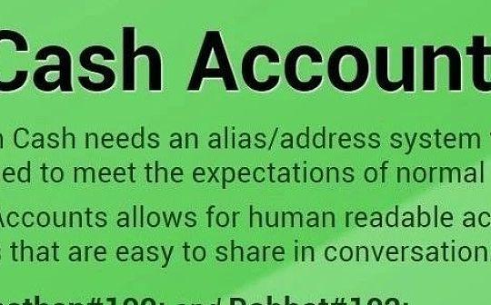 """《推特大咖说04/01》BCH新推""""用户名""""地址功能 交易无需输入长串字符"""