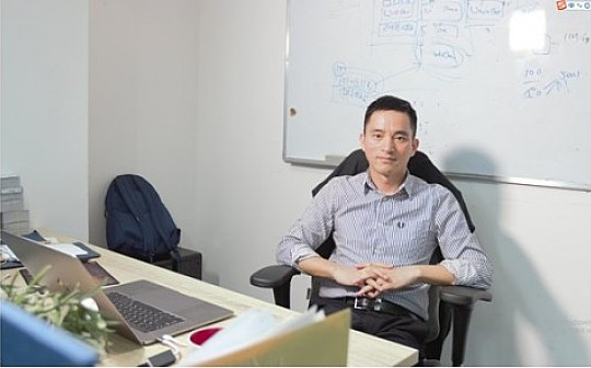 维基链CTO 陈晓东 :善用智慧之剑解决一切技术困难