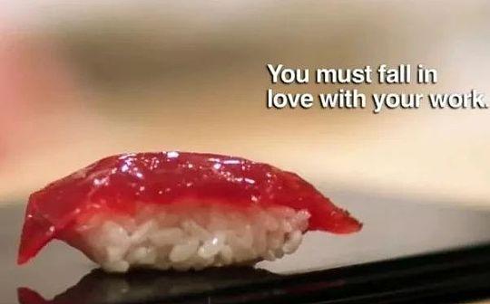 我们用做寿司来讲一讲比特币交易