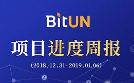 周报丨BitUN 项目周报12.31-1.06