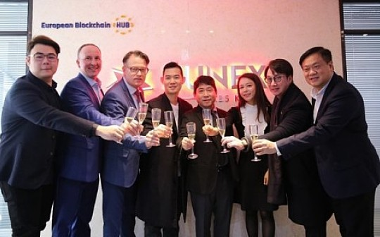 欧联集团启动韩国实验室拉开2019发展序幕