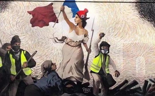 价值1000美元比特币的巴黎壁画被破解 解题机经在这里