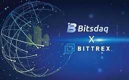 i-House.com母公司投资组建的Bitsdaq交易所与Bittrex达成战略合作
