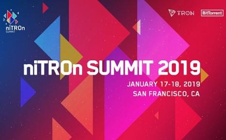 niTROn Summit 2019行业峰会倒计时2天