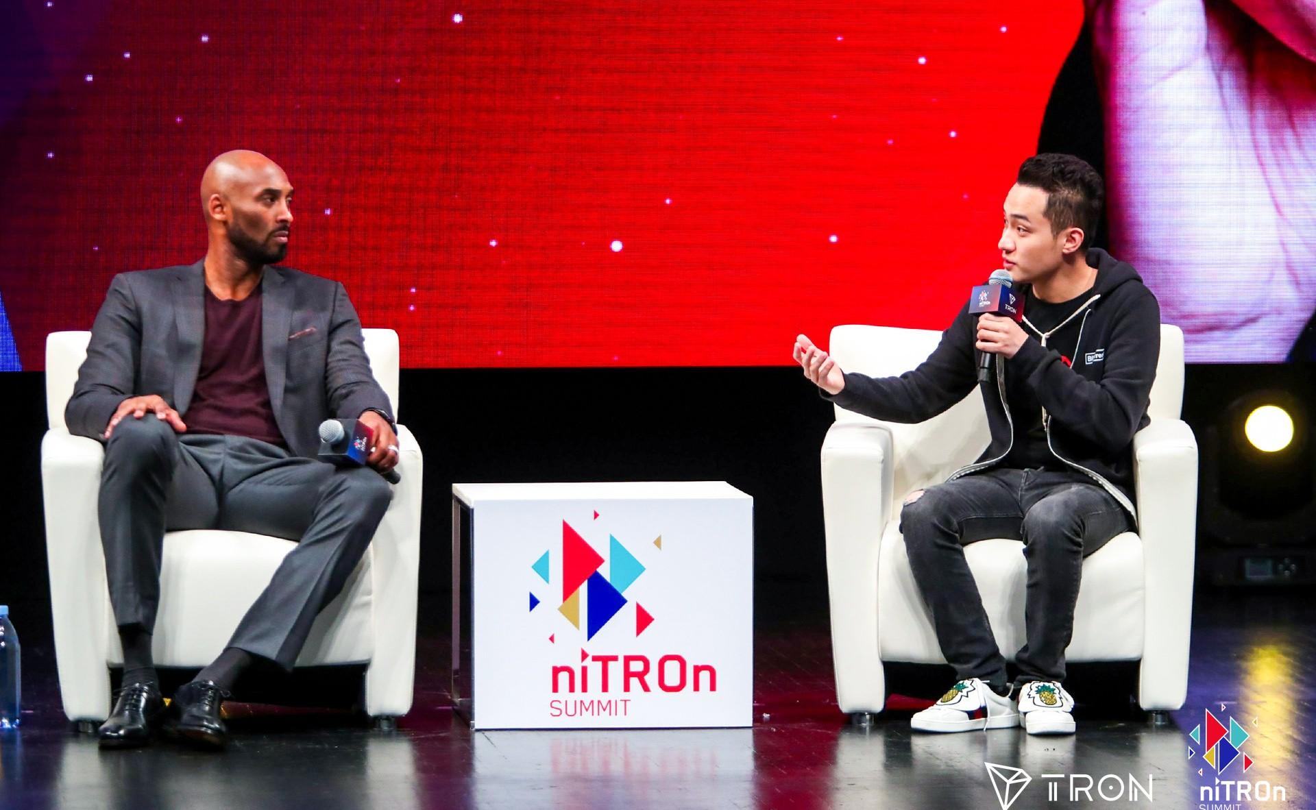 科比×孙宇晨:niTROn 2019 行业峰会圆满落幕