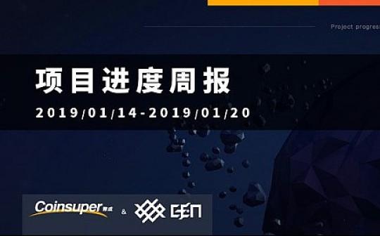 「周报」Coinsuper上线计划委托功能|1.14-1.20