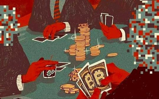 茫茫熊市下 OKEx 火币 币虎揭开的「合约」江湖|目击