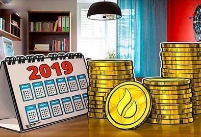从回购及分红数据看 2018年OKEX、火币与币安收入如何?