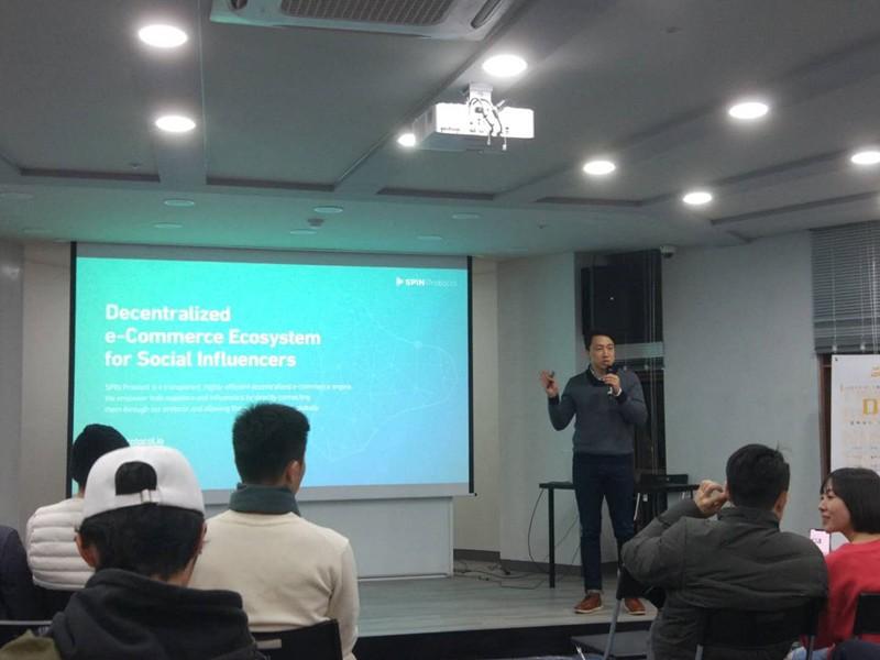 Spin Protocol CEO Scott Lee:用区块链技术构建透明的电子商务生态