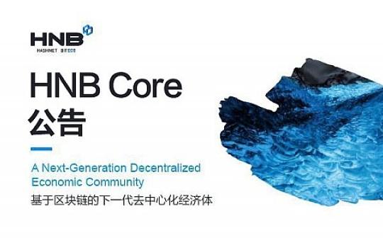 HNB 生态经济技术总览