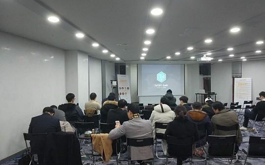金色沙龙韩国站第二期圆桌:DAPP——区块链应用的开端