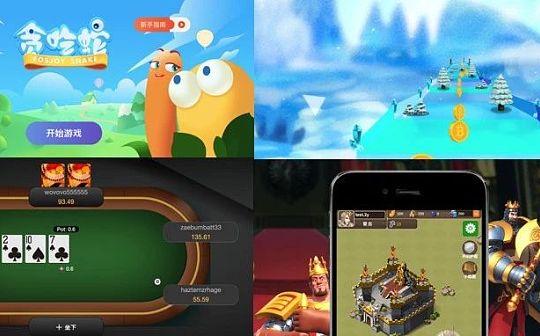 过年回家有哪些 EOS 上的休闲娱乐游戏可以盘?