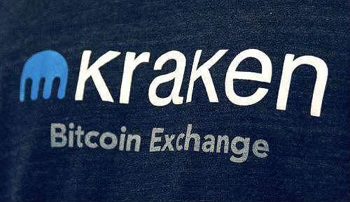 加密货币交易所Kraken