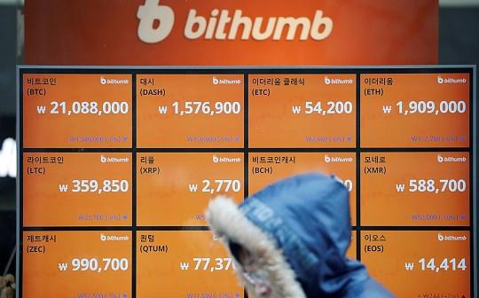 Bithumb推出OTC交易平台 但机构是否有实际需求?