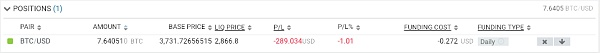 UEBOT比特币量化交易实盘2月11日: 建仓浮亏2.02%