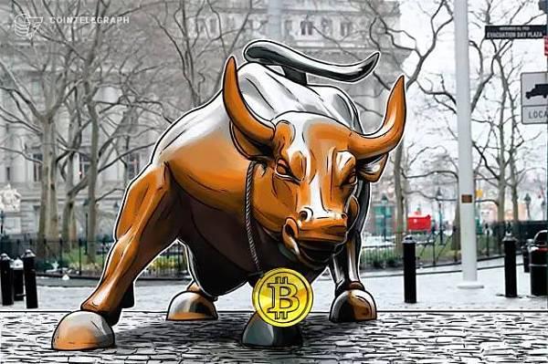 摩根大通策略师:比特币在华尔街将重新受到重视