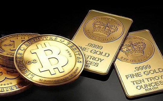 世界黄金协会怼比特币:快跌没了还敢说是数字黄金