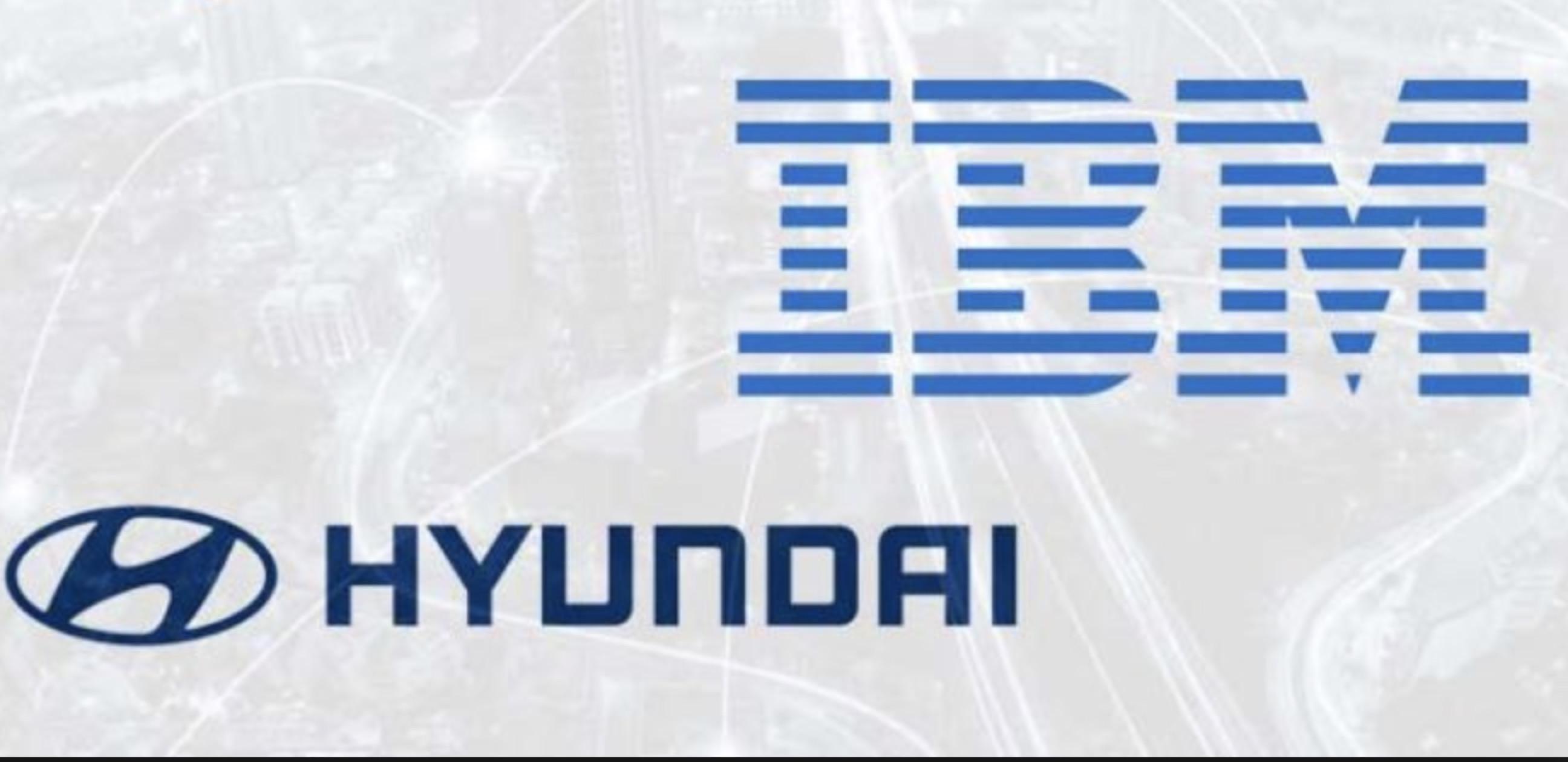 动态 | 现代子公司与IBM合作加速区块链开发