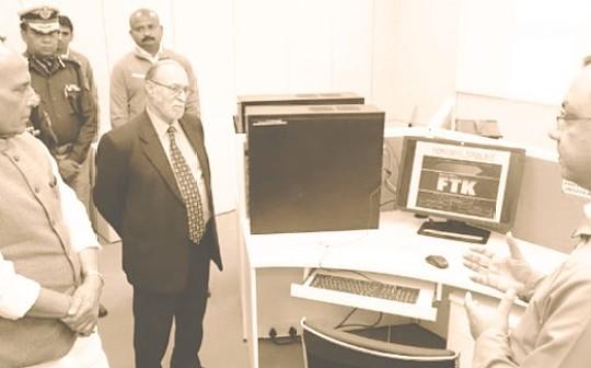 印度政府启动国家加密货币法证实验室