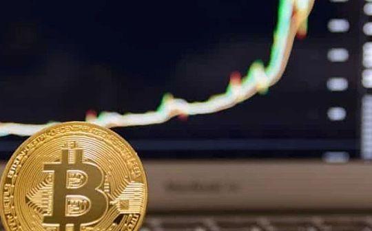 股市暴涨赚钱去炒币了?加密货币市值24小时几乎涨停