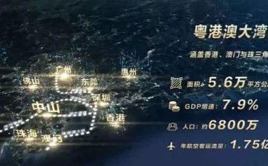 粤港澳大湾区区块链产业图谱:世界拼图最全区域|湾区区块链(上)
