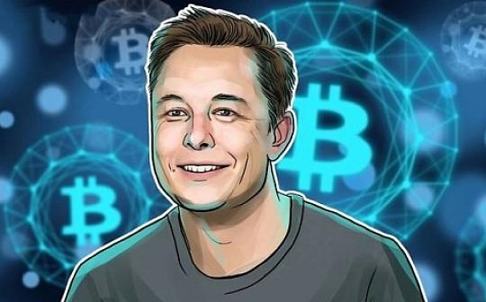 麦田财经| 埃隆·马斯克(Elon Musk):比特币的结构非常神奇,它将取代纸币