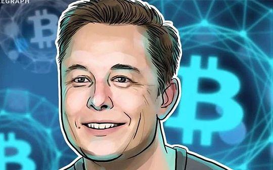 "Elon Musk:比特币结构""十分优秀"" 纸币将被淘汰"