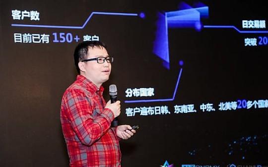 ChainUP钟庚发:启动超级节点计划 重点布局国际市场